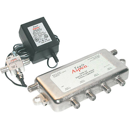 Eagle Aspen SHN-24-KIT Signal Combiner - 4-way - 42 MHz - 5 MHz to 42 MHz