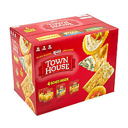 Keebler Town House Crackers Pack Of