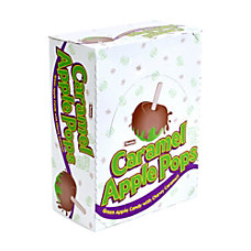 Tootsie Caramel Apple Pops Bag Of
