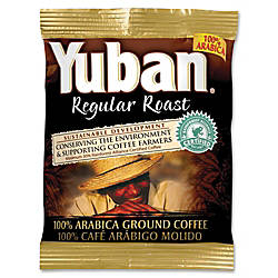 Yuban 100percent Arabica Ground Coffee Carton