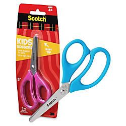 Scotch Kids 5 Scissors 5 Overall