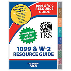 ComplyRight 1099 And W 2 Resource