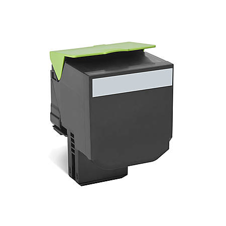 Lexmark™ 80C1XK0 High-Yield Black Toner Cartridge