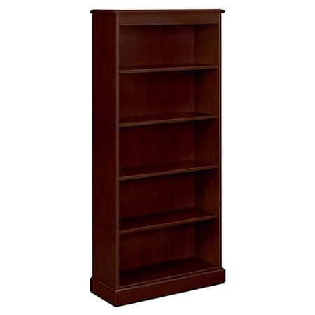 HON® 94000 Series™ Bookcase, Mahogany