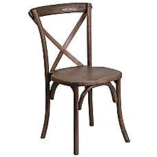 Flash Furniture HERCULES Series Stackable Cross