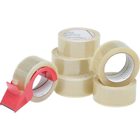 SKILCRAFT® Handheld Tape Dispenser With Tape (AbilityOne 7510-01-579-6873)