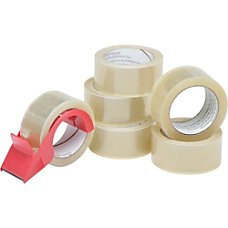 SKILCRAFT Handheld Tape Dispenser With Tape