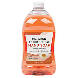 Highmark Antibacterial Liquid Hand Soap 56
