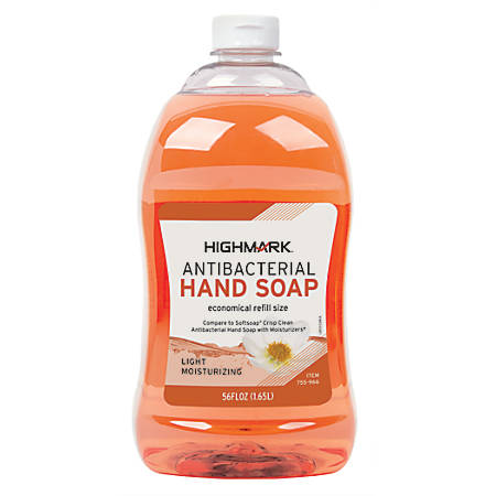 Highmark® Antibacterial Liquid Hand Soap, 56 Oz