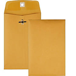 Quality Park Clasp Envelopes 35 5