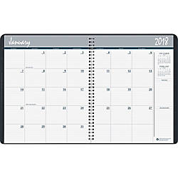 SKILCRAFT Large Monthly Appointment Planner 8