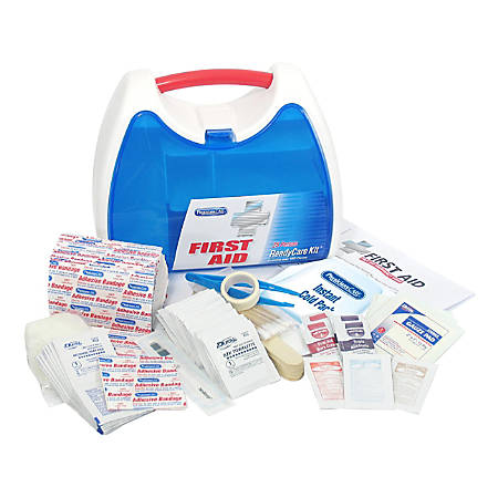 PhysiciansCare® ReadyCare First Aid Kit, White, 180 Pieces