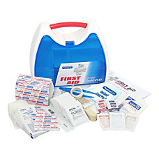 PhysiciansCare ReadyCare First Aid Kit White