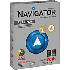 Navigator Platinum Office Multi Use Paper
