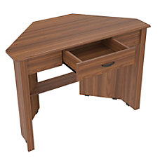 Inval Escapade Contemporary Corner Writing Desk