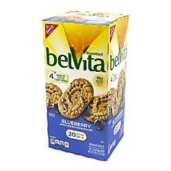 Belvita Blueberry Breakfast Biscuits Pack Of