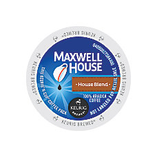 Maxwell House House Blend K Cups