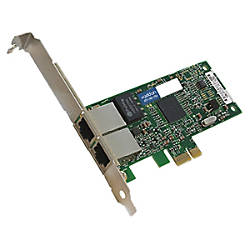 AddOn 101001000Mbs Dual Open RJ 45