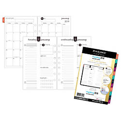 AT A GLANCE Harmony DailyMonthly Planner