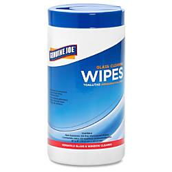 Genuine Joe Glass And Surface Wipes