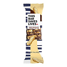 This Bar Saves Lives Dark Chocolate