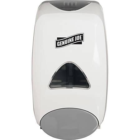 Genuine Joe Soap Dispenser, White
