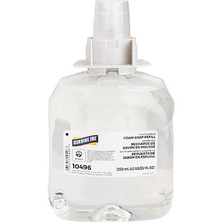 Genuine Joe Ecologo/Green Soap Refill, Unscented, 1250 mL