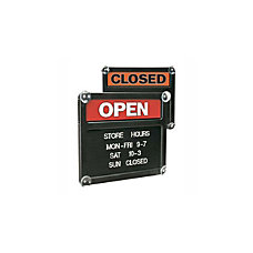 Office Depot Brand Double Sided OpenClosed