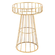 Zuo Modern Metal Table Small Round