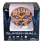Sky Drones Super Ball Interactive Drone, Orange, SKY-097O