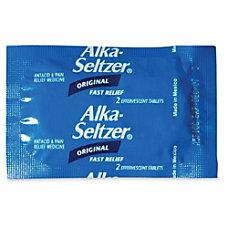 Lil Drugstore Alka Seltzer 2 Per