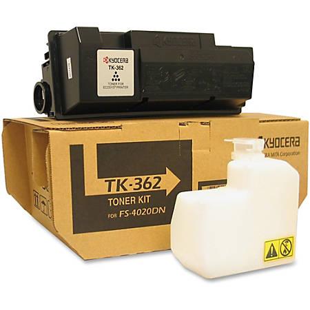 Kyocera TK 362 - Black - toner kit - for FS-4020DN, 4020DN/KL3