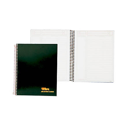 """TOPS Profesional Planner, 8-1/2"""" x 6-3/4"""", 84 sheets"""