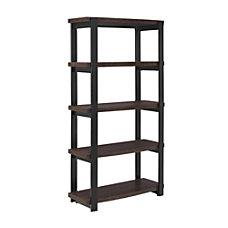 Ameriwood Home Castling 4 Shelf Bookcase