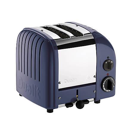 Dualit® NewGen Extra-Wide-Slot Toaster, 2-Slice, Lavender Blue