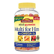 Nature Made Multi Omega 3 Adult