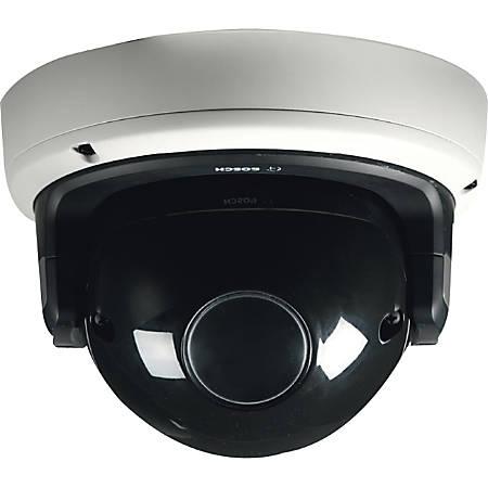 Bosch FlexiDomeHD Network Camera - 1 Pack - 1920 x 1080 - 1.7x Optical - CMOS - Fast Ethernet