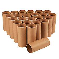 Craft Rolls 24 Pack Cardboard Tubes