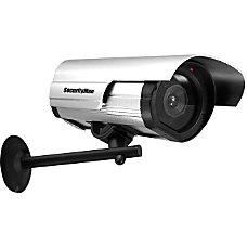 SecurityMan Dummy OutdoorIndoor Camera with LED