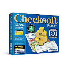 Checksoft Premier Landscape Traditional Disc