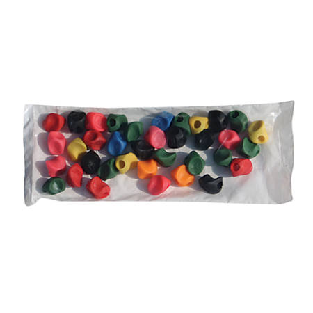 Musgrave Pencil Co. Stetro® Pencil Grips, Assorted, Pack Of 72