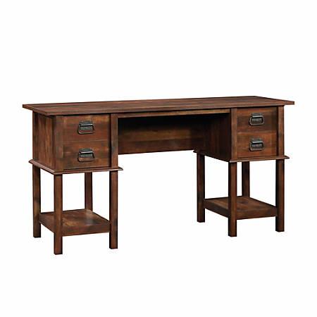 Sauder® Viabella Desk, Curado Cherry