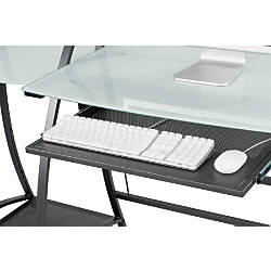 Safco Xpressions Computer Workstation Keyboard Tray