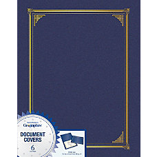 Geographics Award Certificate Gold Design Covers