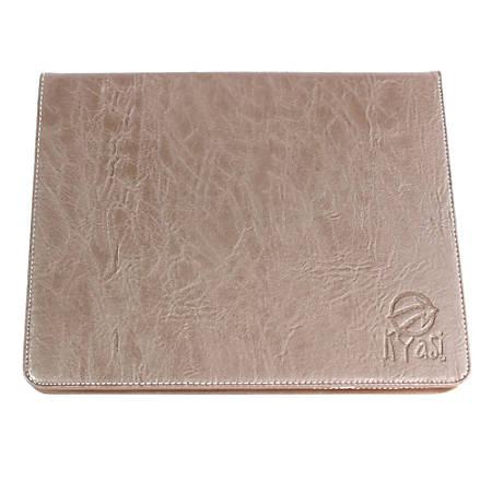 "Kyasi Seattle Classic Universal Folio Case For 7 - 8"" Tablets, Buckskin Brown, KYSCUN78C4"