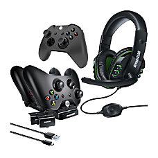 DreamGear 8 Piece Xbox One Gamers