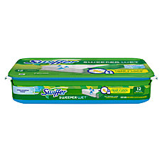 Swiffer Disposable Wet Cloths Pack Of