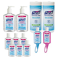 PURELL Office Hand Sanitizer Starter Kit
