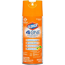 Clorox 4 in One Disinfectant and