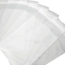 Office Depot Brand Resealable Polypropylene Bags